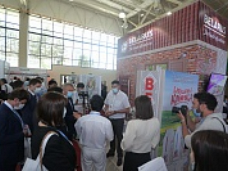 BELARUSIAN FOOD PRODUCTS PRESENTED AT UZFOOD EXHIBITION IN UZBEKISTAN