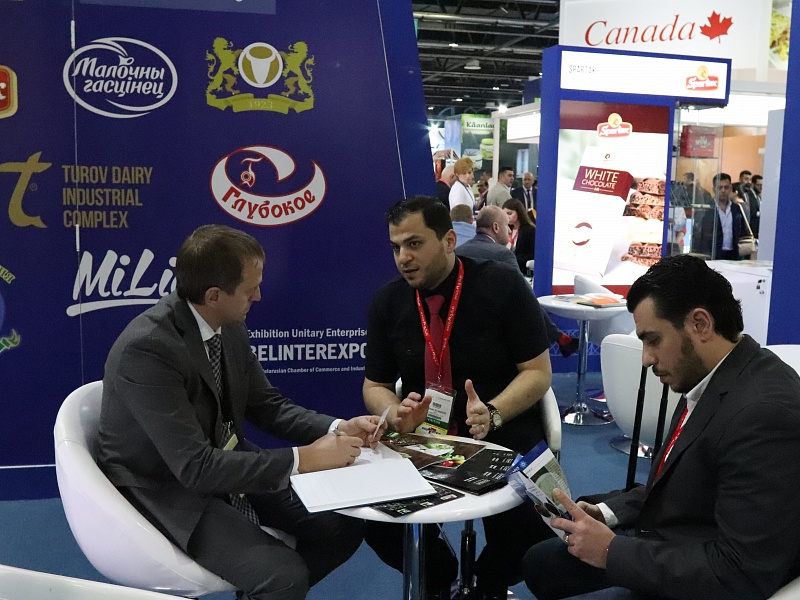 Belarusian exporting companies at the Gulfood-2019 | Belinterexpo