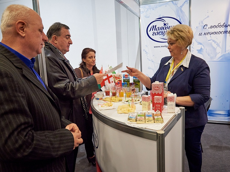 AGRO FOOD DRINK TECH EXPO. Грузия
